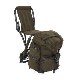 Nordhunt stolryggsäck med ryggstöd
