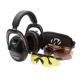 Walkers skytteglasögon + Hörselskydd på köpet