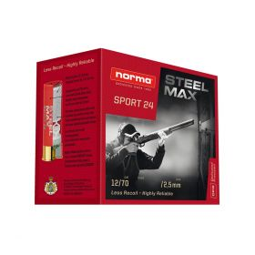 Norma SteelMax Sport 24g Stål