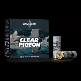 Gamebore Clear Pigeon 32g Bly