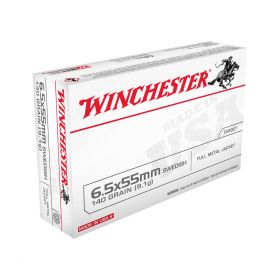 Winchester Target 6,5x55
