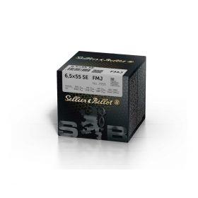 Sellier&Bellot 6,5x55 FMJ