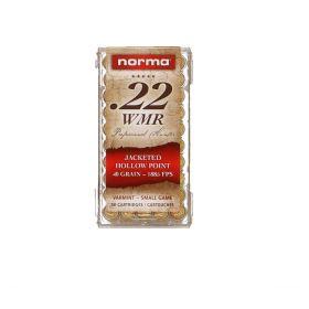 Norma .22WMR JHP