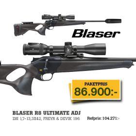 Kulgevär Blaser R8 Ultimate AC
