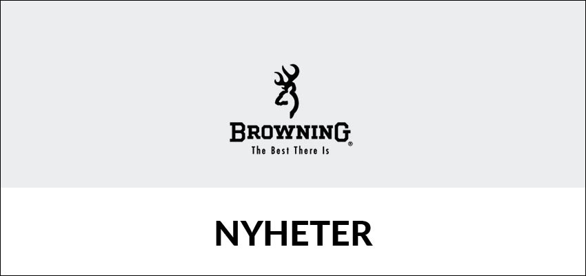 Nyheter Browning