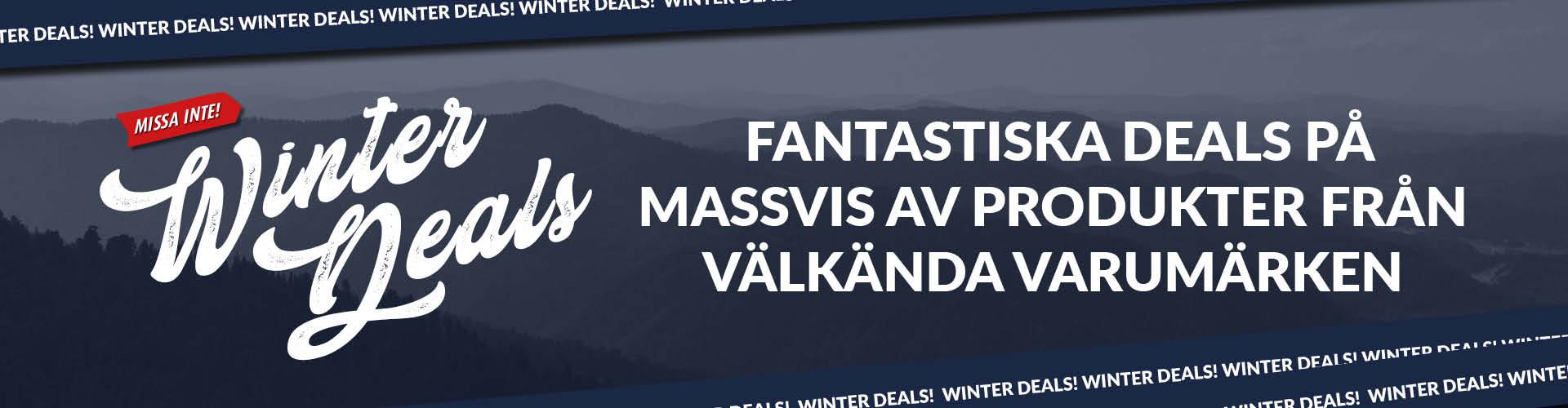 Winter Deals Torsbo.
