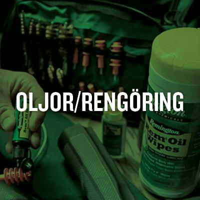 Oljor/Rengöring