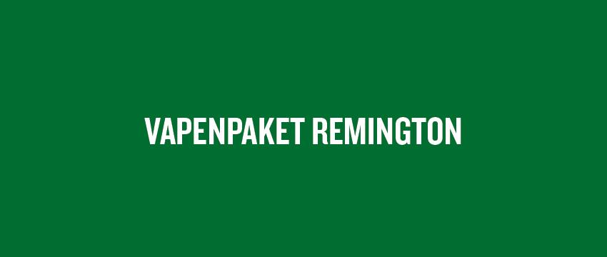 Vapenpaket Remington